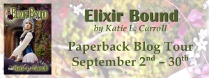 Elixir Bound Blog Tour Banner