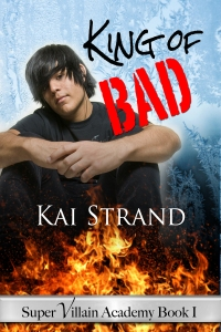 King of BAD COVER